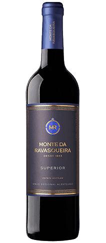 Portugalské víno Monte da Ravasqueira Superior Tinto na eshopu vín z Portugalska