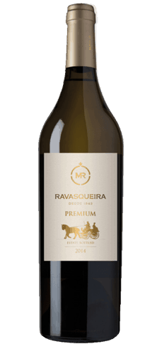 Portugalské víno Monte da Ravasqueira Premium Branco na eshopu vín z Portugalska
