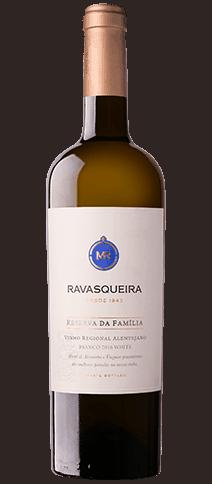 Portugalské víno Monte da Ravasqueira Reserva da Familia Branco na eshopu vín z Portugalska