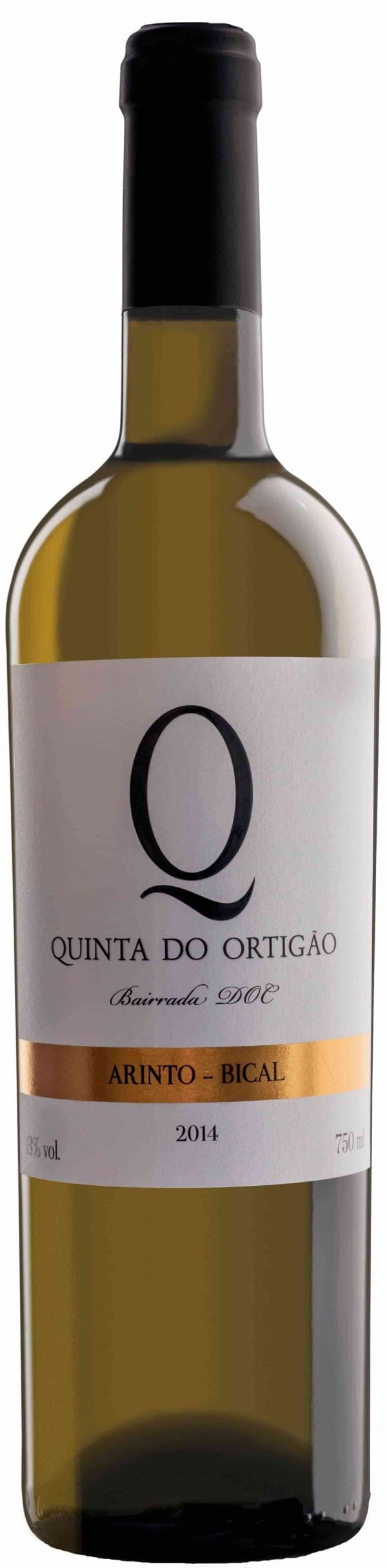 Portugalské víno Quinta do Ortigão Arinto Bical na eshopu vín z Portugalska