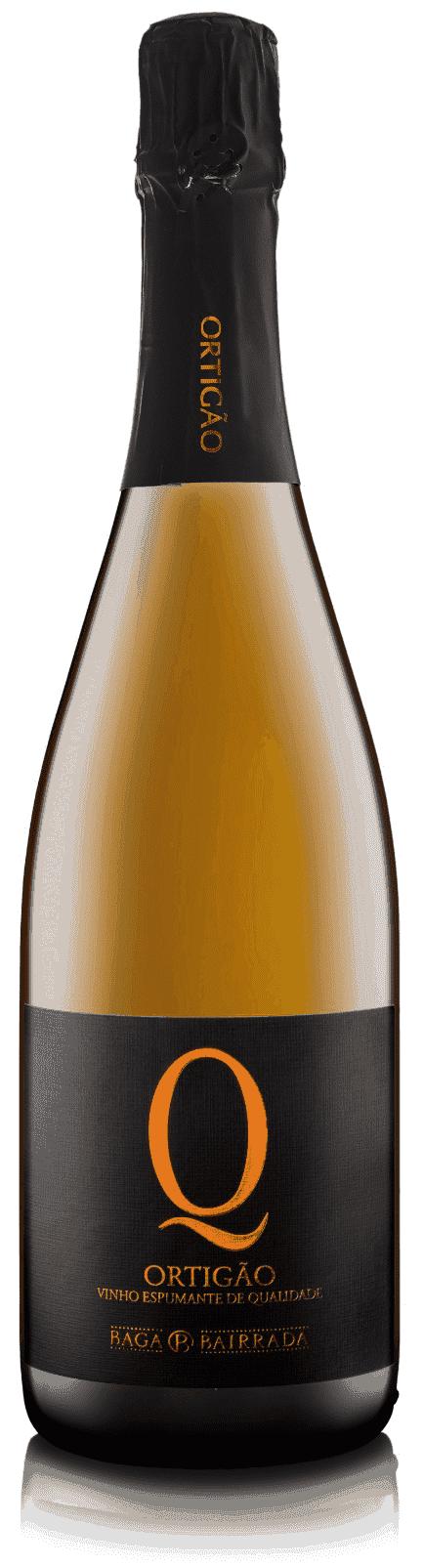Portugalské víno Quinta do Ortigão Espumante Baga Bruto na eshopu vín z Portugalska