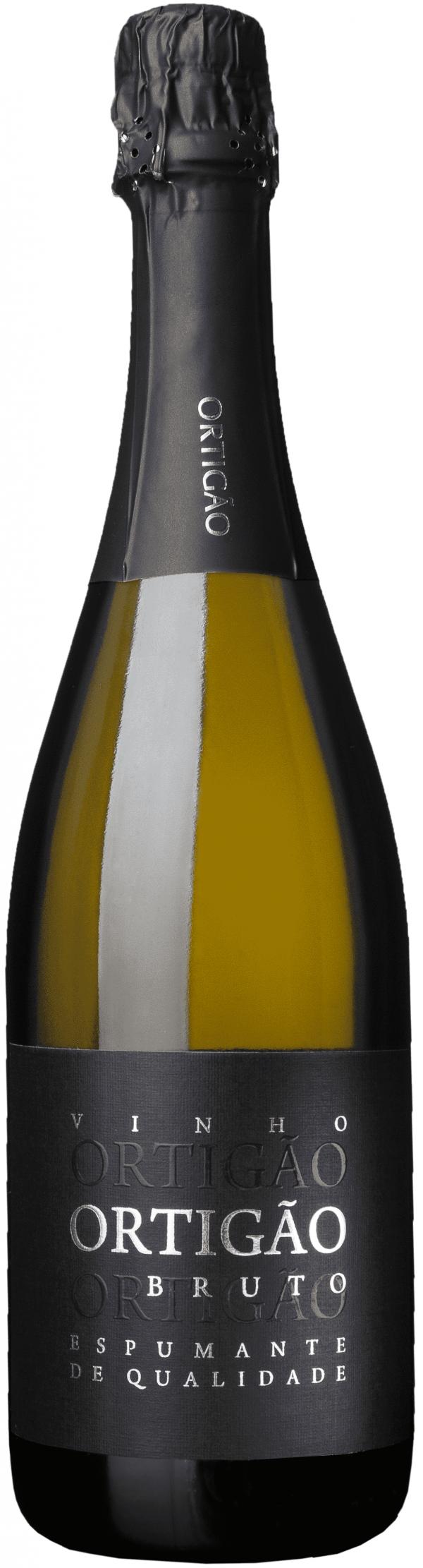 Portugalské víno Quinta do Ortigão Espumante Bruto Natural na eshopu vín z Portugalska