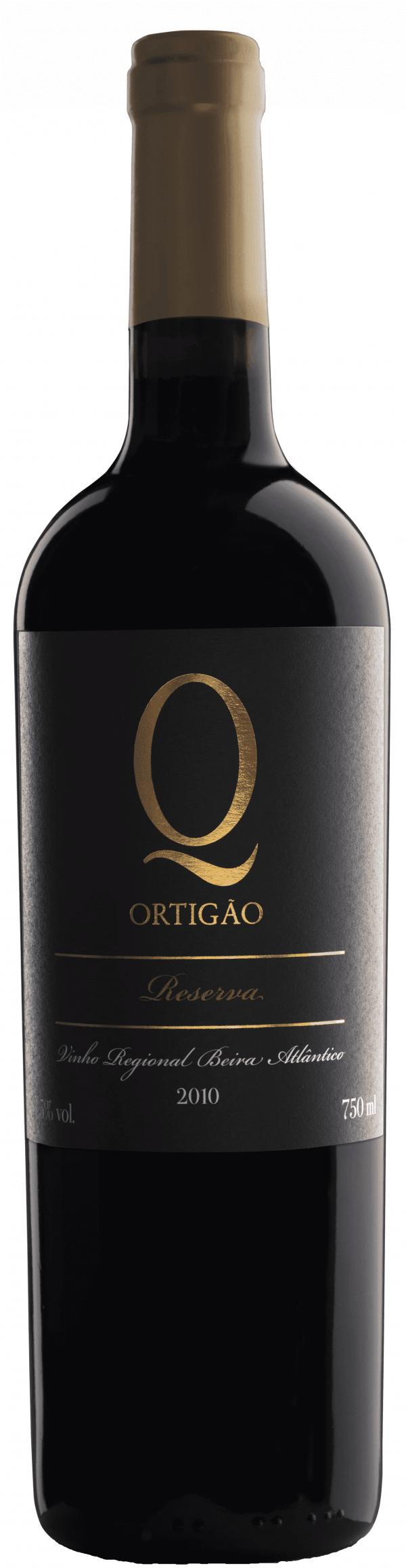Portugalské víno Quinta do Ortigão Reserva Tinto na eshopu vín z Portugalska