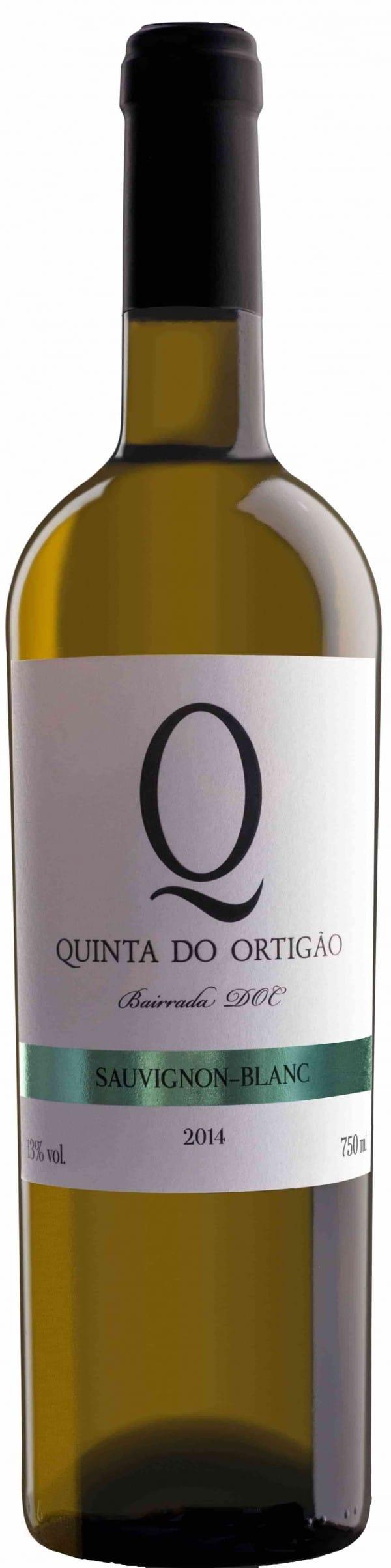 Portugalské víno Quinta do Ortigão Sauvignon Blanc na eshopu vín z Portugalska