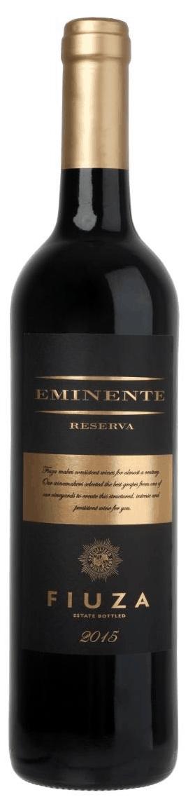 Portugalské víno Fiuza Eminente Reserva Tinto na eshopu vín z Portugalska