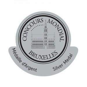 Concours Mondial Silver