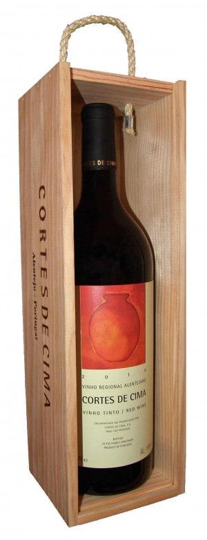 Portugalské víno Cortes de Cima Tinto 2012 Magnum 1,5L na eshopu vín z Portugalska