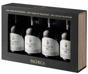 Portské víno Pacheca Tawny Port 100 Years na eshopu vín z Portugalska
