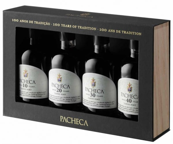 Portugalské víno Pacheca Tawny Port 100 Years na eshopu vín z Portugalska