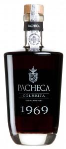 PACHECA PORTO COLHEITA SINGLE HARVEST TAWNY 1969