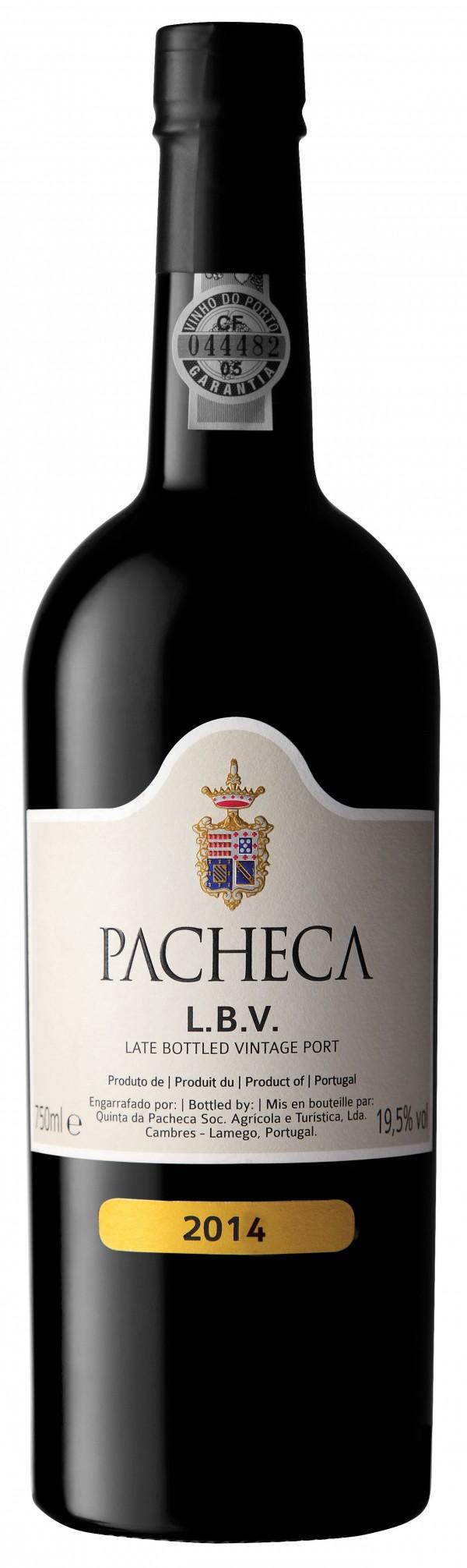 Portské víno Quinta da Pacheca LBV Porto na eshopu vín z Portugalska