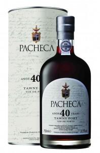 PACHECA PORT TAWNY 40 YEARS