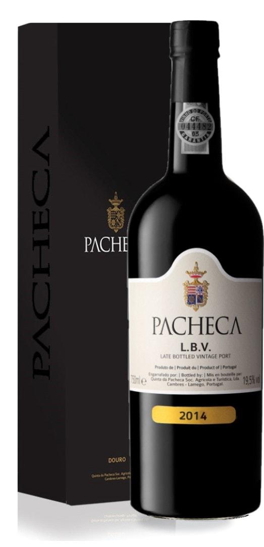 Portské víno Quinta da Pacheca LBV Porto na eshopu vína z Portugalska
