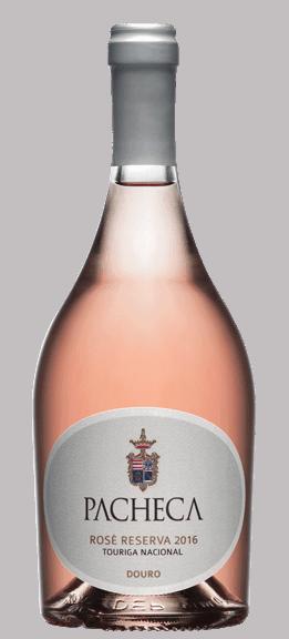 Portugalské víno Pacheca Rosé Touriga Nacional Reserva na eshopu vín z Portugalska