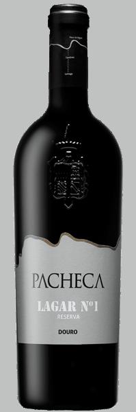 Portugalské víno Pacheca Lagar Nº1 Reserva Douro D.O.C. na eshopu vín z Portugalska