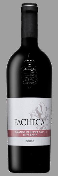 Portugalské víno Pacheca Grande Reserva Tinta Roriz Douro D.O.C. na eshopu vín z Portugalska