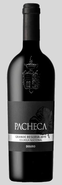 Portugalské víno Pacheca Grande Reserva Touriga Nacional Douro D.O.C. na eshopu vín z Portugalska