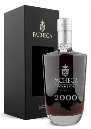 Portské víno Pacheca Porto Colheita Single Harvest Tawny 2000 na eshopu vín z Portugalska
