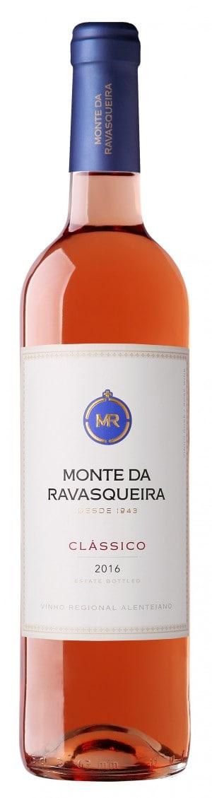 Portugalské víno Monte da Ravasqueira Classico Rosé na eshopu vín z Portugalska