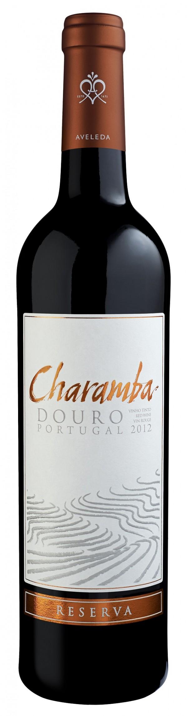 Portugalské víno Charamba Douro Reserva na eshopu vín z Portugalska