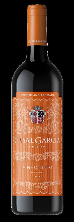 Portugalské víno Casal Garcia Tinto na eshopu vín z Portugalska