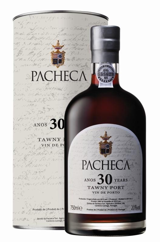 Portské víno Quinta da Pacheca 30 years Porto Tawny na eshopu vína z Portugalska