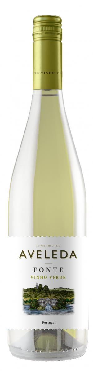 Portugalské víno Aveleda Vinho Verde Fonte Branco na eshopu vína z Portugalska