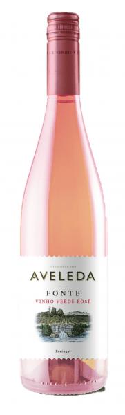 Portugalské víno Aveleda FONTE Rose Vinho Verde na eshopu vína z Portugalska