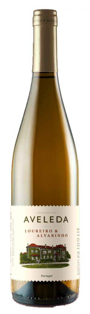 Portugalské víno Aveleda Loreiro Alvarinho Vinho Verde na eshopu vína z Portugalska