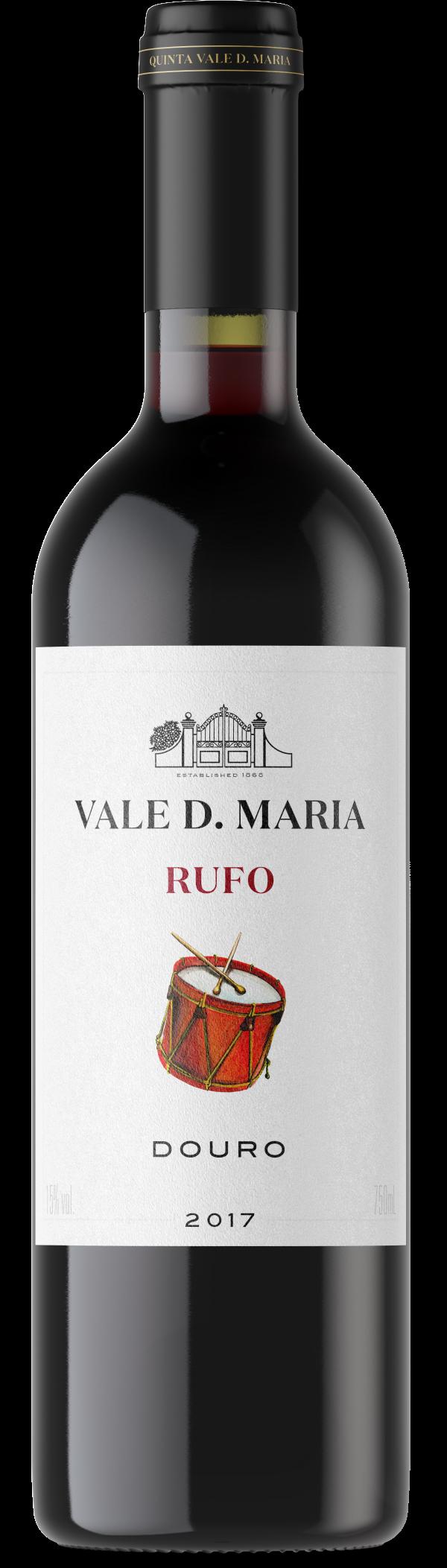 Portugalské červené víno Vale D. Maria Rufo Douro DOC na eshopu vín z Portugalska