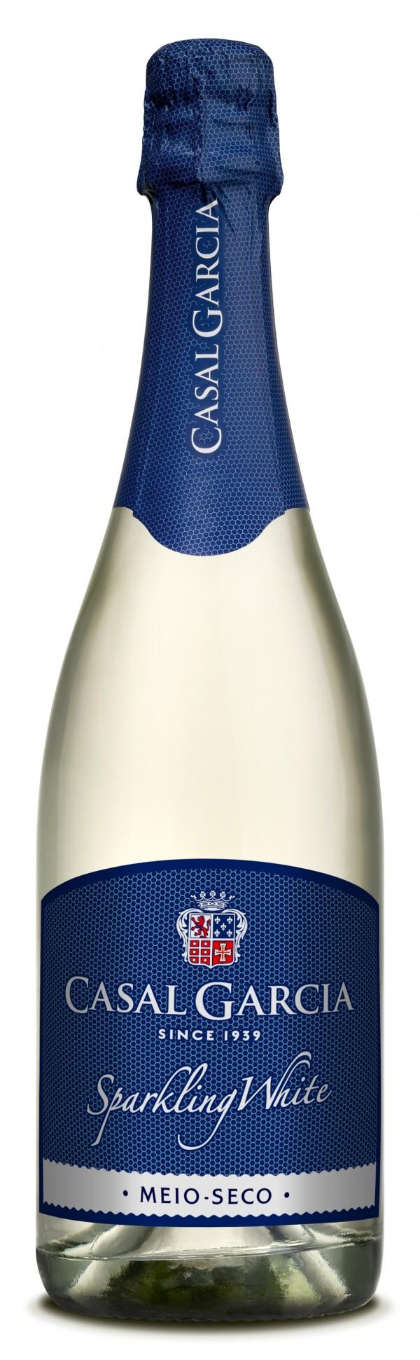 Portugalské šumivé víno sekt Casal Garcia Sparkling na eshopu vína z Portugalska