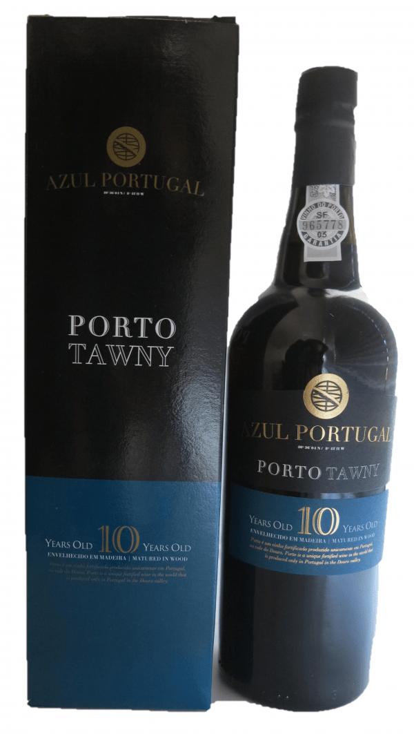 Portské víno Azul Portugal Tawny 10 years na eshopu vína z Portugalska