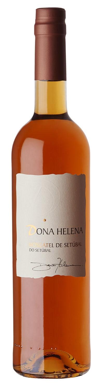 Portugalské víno Moscatel de Setubal Dona Helena na eshopu vína z Portugalska