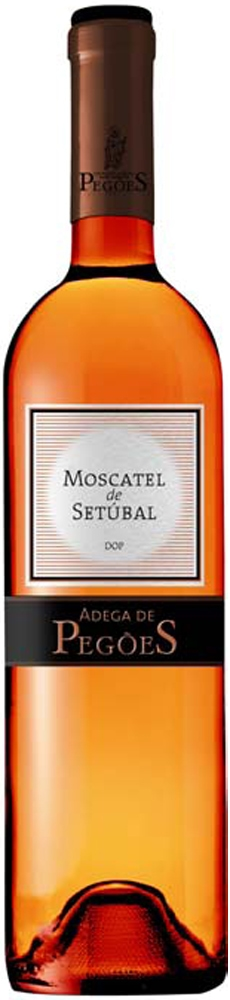Portugalské víno Moscatel de Setubal Adega de Pegoes na eshopu vína z Portugalska