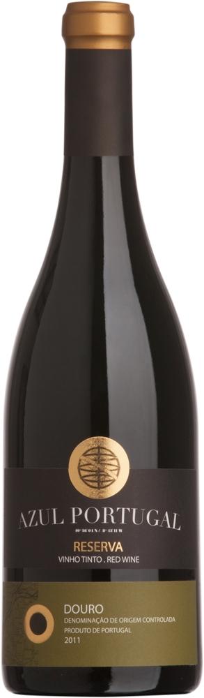 Portugalské červené víno Azul Portugal Reserva Douro na eshopu vína z Portugalska