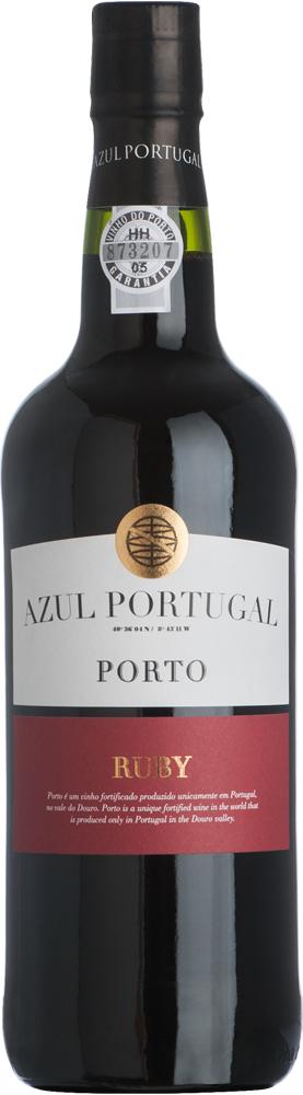Portské víno Azul Portugal Ruby Porto na eshopu vína z Portugalska