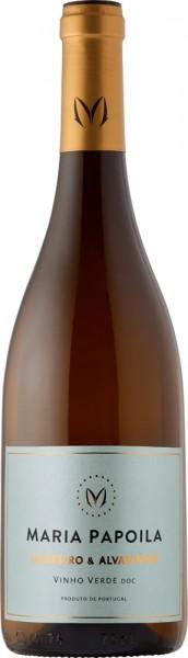 Vinho Verde Maria Papoila Loureiro Alvarinho na eshopu vín z Portugalska
