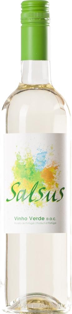 Vinho Verde Salsus na eshopu vína z Portugalska