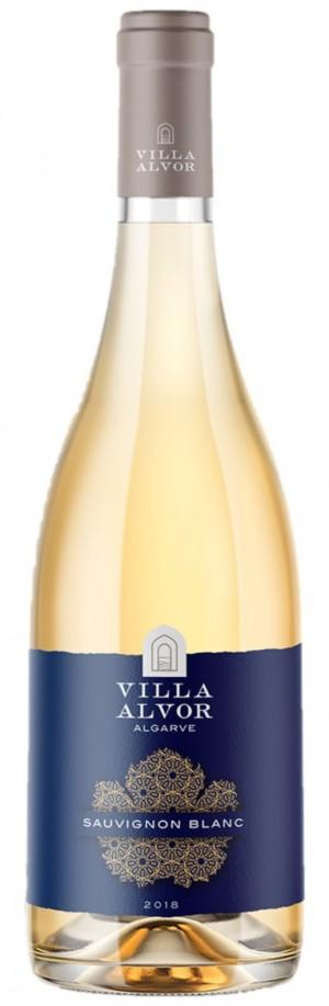 Portugalské bílé víno Villa Avor Sauvignon na eshopu vína z Portugalska