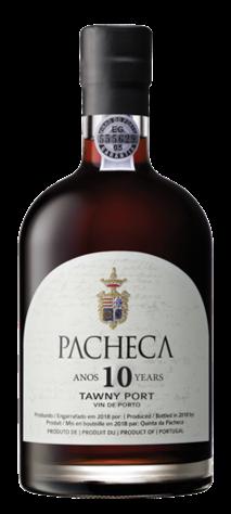 Portské víno Quinta da Pacheca 10 years Porto na eshopu vín z Portugalska