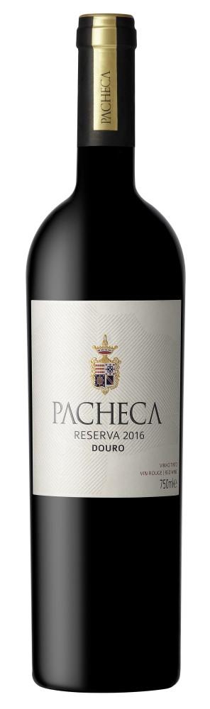 Portugalské červené víno Pacheca Reserva Tinto na eshopu vína z Portugalska