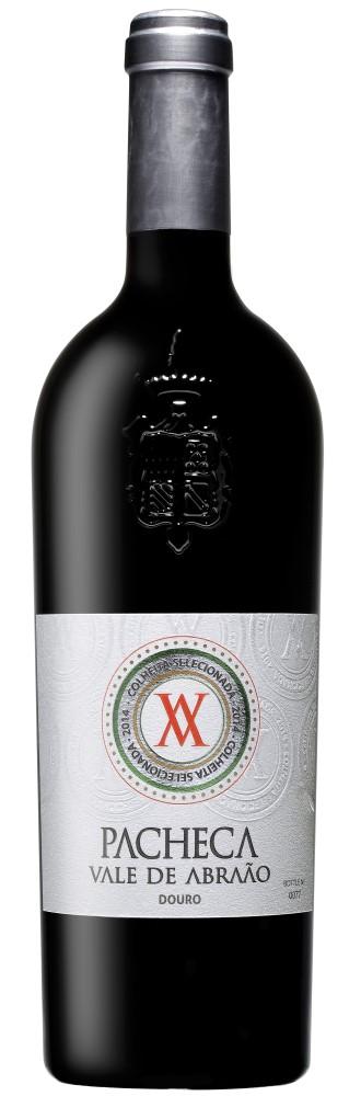 Portugalské červené víno Pacheca Vale de Abraao na eshopu vína z Portugalska