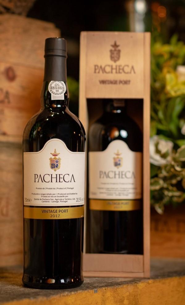 Portské víno Quinta da Pacheca Vintage Port na eshopu vína z Portugalska