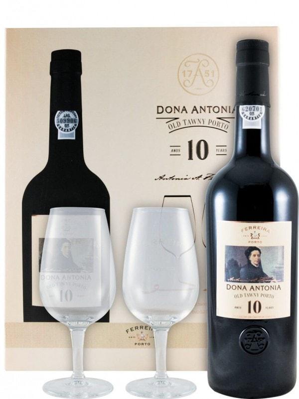 Portské víno Dona Antonia Tawny na eshopu vín z Portugalska