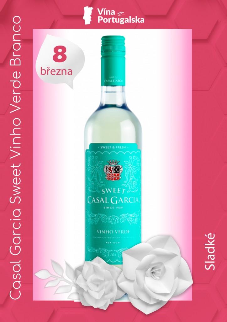 Casal Garcia Sweet Vinho Verde Branco