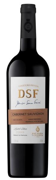 Portugalské červené víno Domingos Soares Franco Private Collection Cabernet Sauvignon na eshopu vín z Portugalska