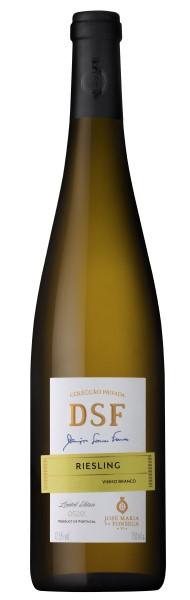 Portugalské bílé víno JMF Domingos Soares Franco Private Collection Riesling na eshopu vína z Portugalska