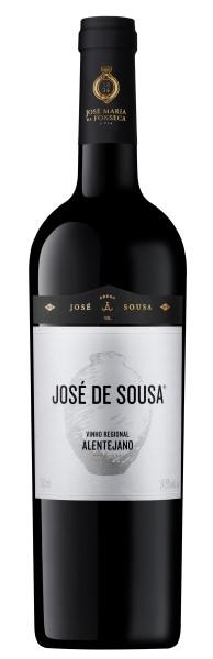 Portugalské červené víno Jose de Sousa na eshopu vín z Portugalska