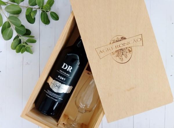 Portské víno DR 10 Years Port na eshopu vína z Portugalska