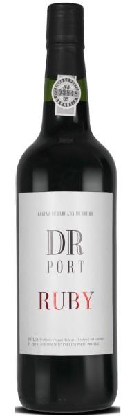 Portské víno DR Ruby Port na eshopu vína z Portugalska